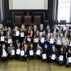 Prestižní ocenění na Staroměstské radnici převzali i studenti ze Šumperka