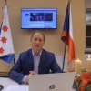 Zábřežský starosta František John odpovídal na dotazy občanů