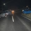 Zraněním řidiče skončila dopravní nehoda u Hrabové