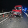 Na obchvatu Zvole havarovali polský a rumunský řidič