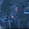 Horská služba, hasiči a policie evakuovala na Jesenicku lidi z lanovky