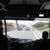 Policisté z autobusů kontrolovali řidiče na dálnicích Olomouckého kraje
