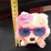ČOI objevila nebezpečné plyšové pejsky s mašlemi a brýlemi