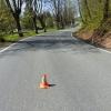 Třiaosmdesátiletý motorista na Jesenicku ujížděl od nehody