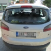 Mladík z Hanušovicka si vybil zlost na zaparkovaném vozidle v Zábřehu