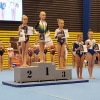 Gymnastický klub Šumperk má vicemistryni