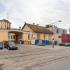 Stará brána do areálu FN Olomouc byla zbourána