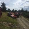 Polská cyklistka zkolabovala na polské straně Jeseníků