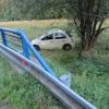 Řidič u Nemile se nevěnoval řízení