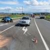 Dopravní nehoda mezi Zábřehem a Postřelmovem