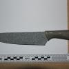 Opilý polonahý muž na Zábřežsku se oháněl kuchyňským nožem na tanečním parketu