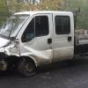Opilý řidič havaroval poblíž Libivé