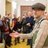 Vědecká knihovna provádí historií turistiky