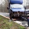 Hasiči v kraji během hodiny zasahovali u čtyř nehod