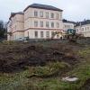 Začala stavba nové interny ve šternberské nemocnici