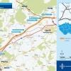 Dálnice D1 se prodloužila o čtrnáct kilometrů