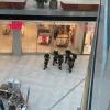 Policie a hasiči evakuovali návštěvníky olomouckého obchodního centra