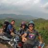Na skútru po jihovýchodní Asii
