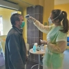 Šumperská nemocnice otevřela odběrové místo pro pacienty s podezřením na nákazu koronavirem