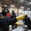 Hasiči v kraji vyrobili už 20 kubíků dezinfekce