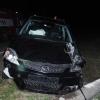 Opilý řidič havaroval v Jindřichově