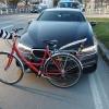 Řidič v Šumperku přehlédl cyklistu