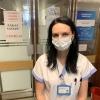 Jak zvládat epidemiologickou situaci, radila Jesenické nemocnici vojenská specialistka