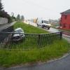 Řidiče při cestě z Bludova do Šumperka přemohla únava