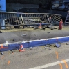 Opilý řidič nezvládl průjezd Hanušovicemi