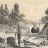 Stavba prvních železnic bývalého Rakouska-Uherska