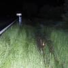 Motorkářka na Šumpersku ztratila kontrolu nad svým strojem