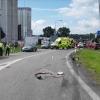 AKTUALIZOVÁNO! Vážná dopravní nehoda v Zábřehu