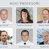 Univerzita Palackého má nové profesory