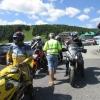 Jak jezdí nejen motorkáři přes Červenohorské sedlo