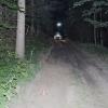 Motorkář havaroval v lese u Rejchartic