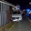 Opilá řidička po havárii uvedla, že je teprve žákyní autoškoly