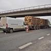 Dopravní nehody na dálnici D35 u Palonína