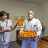 Mandarinkovou tipovačku v porodnici FN Olomouc poprvé vyhrál přednosta kliniky