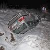 Řidič na Bludovském kopci ztratil kontrolu nad vozidlem