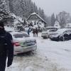 Policie kontrolovala nejen dopravní situaci v Jeseníkách