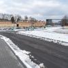 Další vjezd a nová parkovací místa pro návštěvníky i zaměstnance FN Olomouc