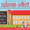 Registrace k zápisu do základních škol v Šumperku