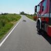Cyklista havaroval u Zvole