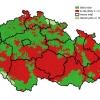 MZ opět rozšířilo území červené zóny lesů