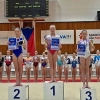 Šumperský GK na MČR ve sportovní gymnastice