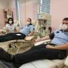 Třicet policistů v Šumperku darovalo krev a plazmu