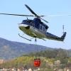 Hašení požárů vrtulníkem v Šumperku II.