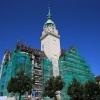 Dokončuje se další etapa rekonstrukce historické budovy radnice v Šumperku I.