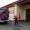 Šumperští dobrovolní hasiči v Temenici slavnostně převzali novou techniku