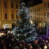 Šumperk - symbolické zahájení Vánoc 2018